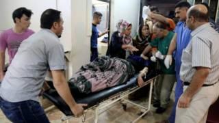 Внаслідок нападу поранено понад 90 людей, багато з них у важкому стані