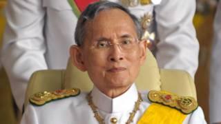 已故泰國國王普密蓬深受國民愛戴