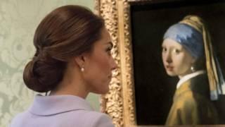 Герцогиня і картина