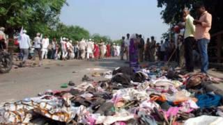 У тисняві на релігійному заході в Індії загинули 24 людини