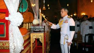 Putra Mahkota Vajiralongkorn