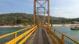 Jembatan Kuning Bali