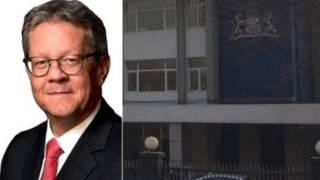 凯罗自去年12月起出任荷兰驻华大使