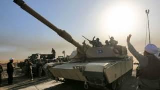 الجيش العراقي يحرز تقدما في اليوم الثاني من القتال لاستعادة الموصل