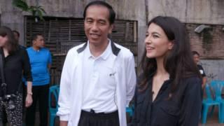 Jokowi Yalda
