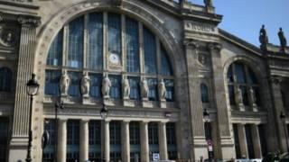 Поїзди Eurostar затримали через спробу провезти міну часів Другої Світової