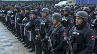 """Поліція Косова каже, що запобігла нападу """"ІД"""" на збірну Ізраїля"""