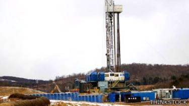 Explotación de petróleo de esquisto en Estados Unidos
