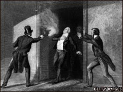 Наказание за кражу в англии
