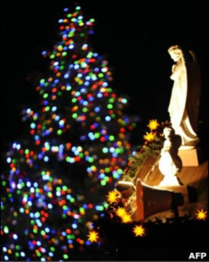 De Dónde Viene La Navidad Bbc News Mundo