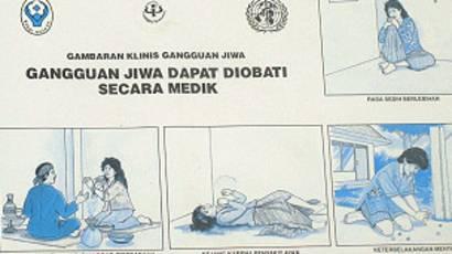 Bukan Gila Tetapi Menderita Sakit Jiwa Bbc News Indonesia