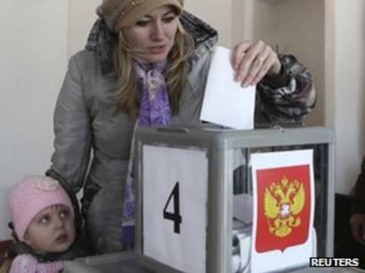 Entenda a importância e as polêmicas das eleições na Rússia - BBC ...