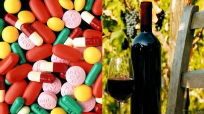interaccion antibioticos convict alcohol