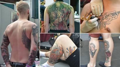 Borrar tatuajes antes y despues de adelgazar