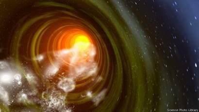 Viajaremos alguna vez por atajos intergalácticos? - BBC News Mundo