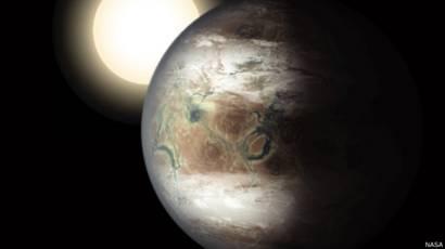 Kepler-452b: NASA descubre el planeta más parecido a la Tierra - BBC News  Mundo