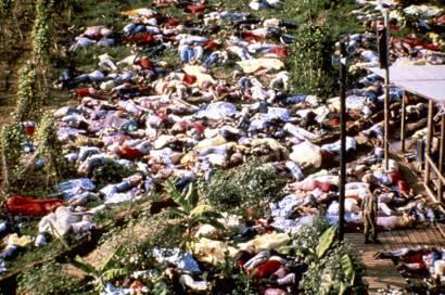 Resultado de imagen de caso suicidio guyana