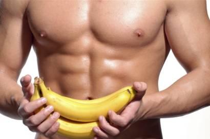 banano para aumentar masa muscular