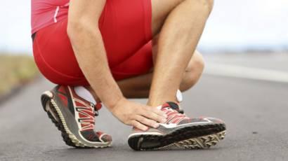 qué hacer para un esguince del pie