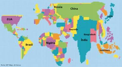 Oito Mapas Que Definem Peso Do Brasil No Mundo Bbc News Brasil