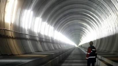 Las increíbles cifras del túnel de San Gotardo, el más largo del ...