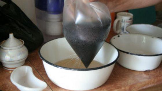 Как варить маковые семечки