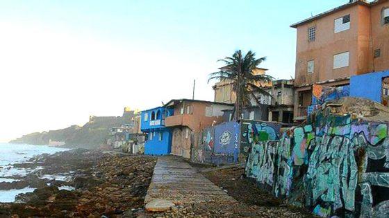 La Perla en Puerto Rico, el renacimiento de uno de los barrios más peligrosos del Caribe - BBC Mundo