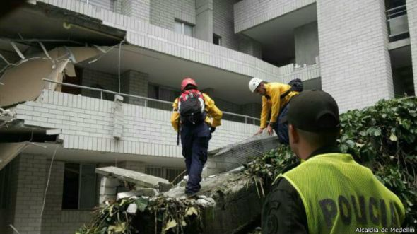 Obreros en rescate