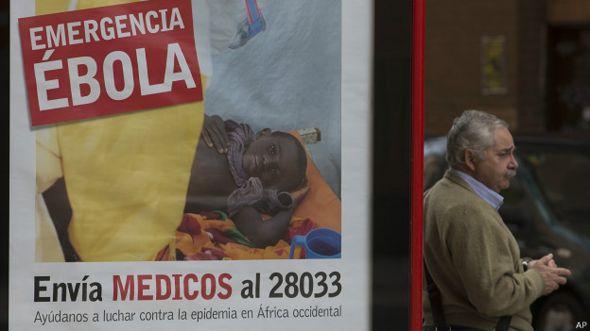 Llamado a contribuir en la lucha contra el ébola
