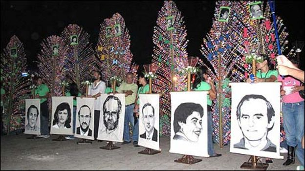 Resultado de imagen para homenaje a jesuitas asesinados de la UCA
