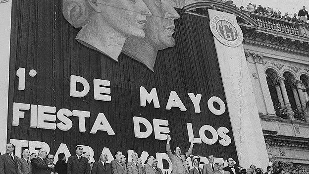 Día del Trabajo en Argentina, 1953