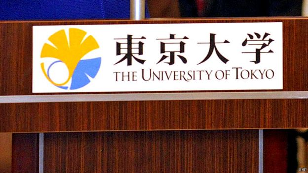 Universitas Tokyo