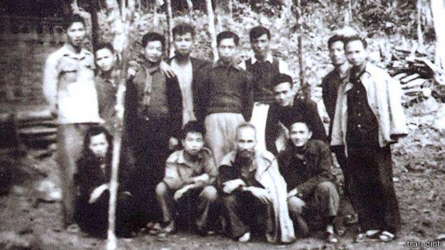 Cố chủ tịch Hồ Chí Minh