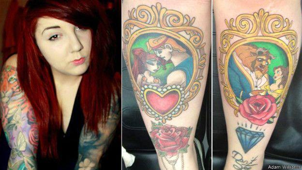 """Tatuajes Para Tapar Otro Tatuaje me discriminaron en el trabajo por tener tatuajes"""" - bbc news mundo"""