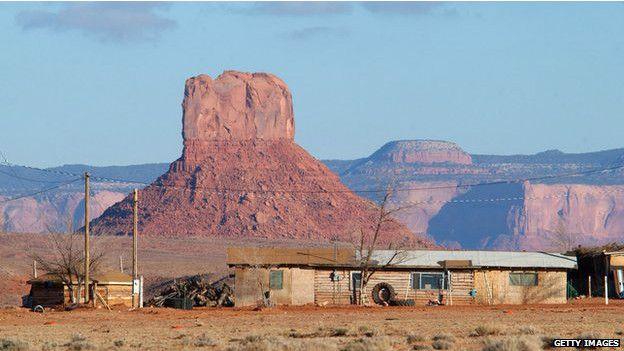 Nación Navajo