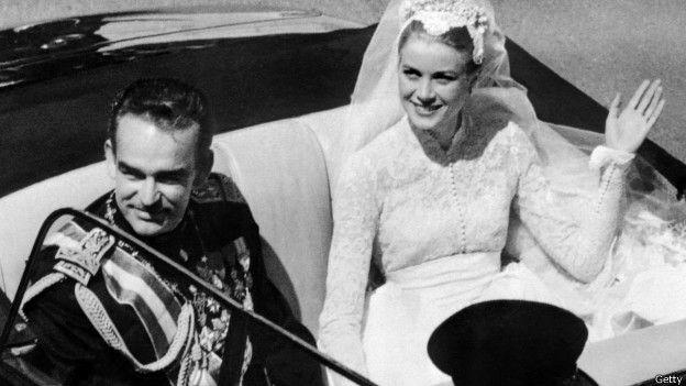 Свадьба Грейс Келли