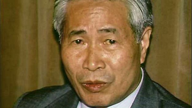 Ông Nguyễn Cơ Thạch