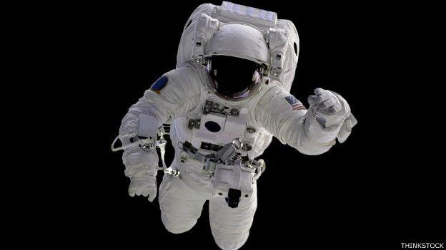 quiero viajar al espacio