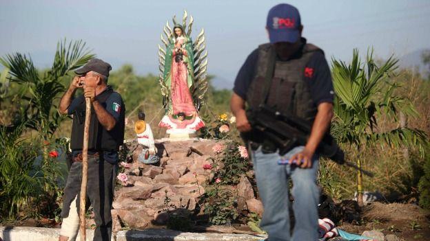 La Polémica Resurrección De Narcos En México Bbc News Mundo