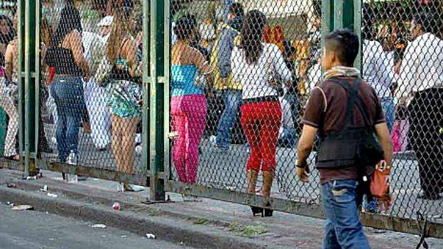 prostitutas muy maduras porcentaje prostitutas sida