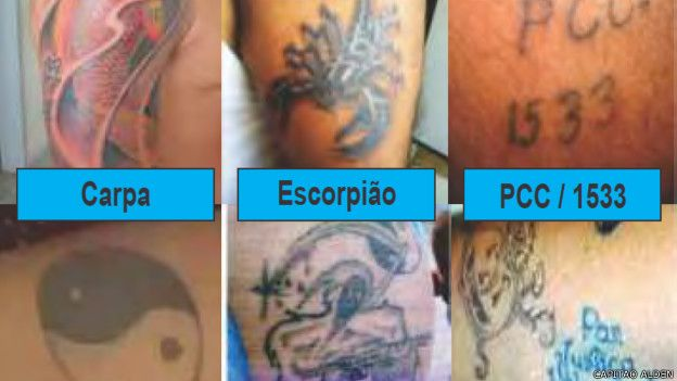 Salasocial Pm Baiano Desvenda Significados De Tatuagens No