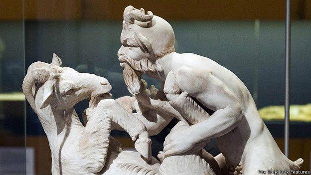фото половых членов в древнем риме
