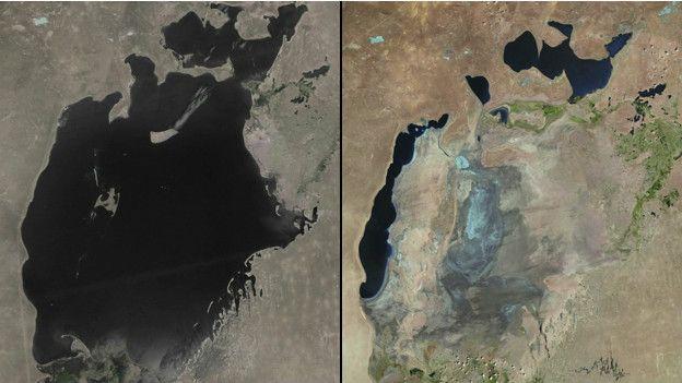 Resultado de imagen para Mar Aral
