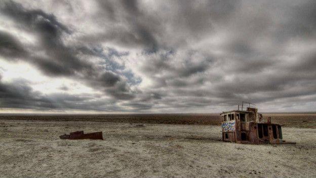 Kaybolan Göl Aralın Hikayesi Bbc News Türkçe