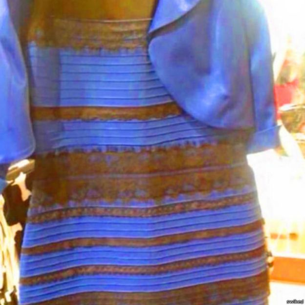 Blanco O Azul El Vestido Que Divide A Internet Bbc News Mundo