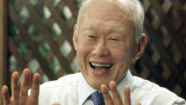 中国性别歧视观察员:观察:李光耀是中国人民的老朋友吗?