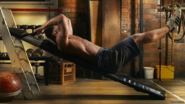 Realmente sirve tener un gimnasio en casa  - BBC News Mundo f71116338316