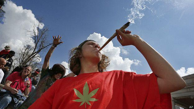 Fumado de marihuana