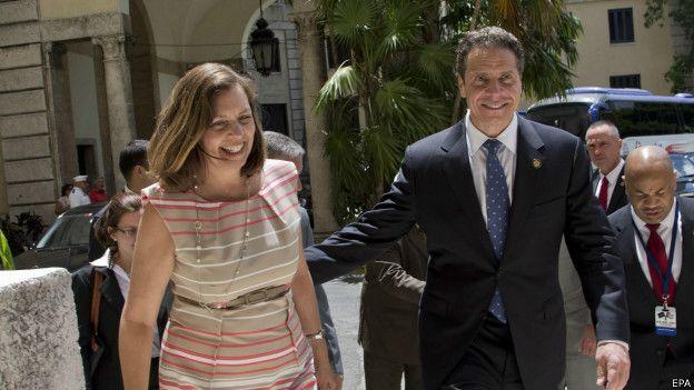 Josefina Vidal, Andrew Coumo