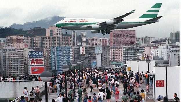 Aeropuerto de Kai Tak
